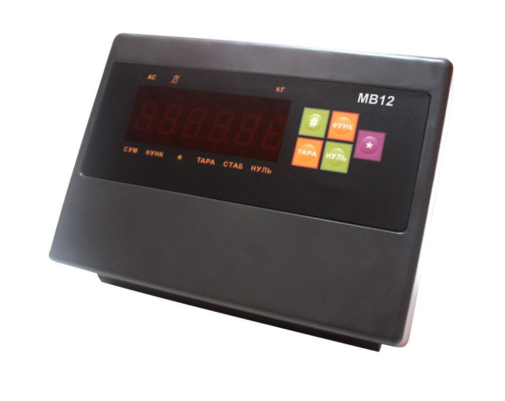 Универсальный контроллер веса MB12