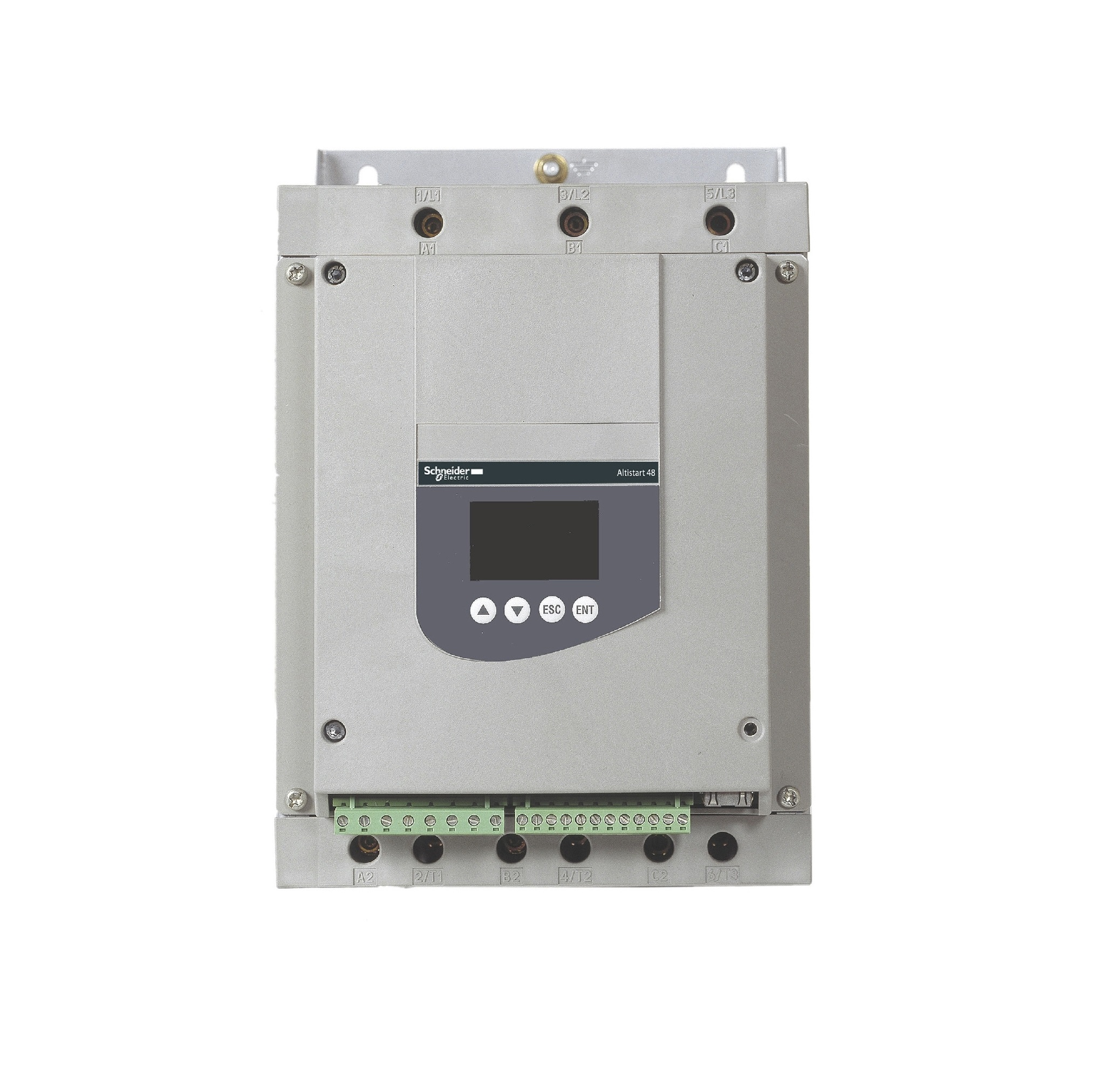 Пристрій плавного пуску Schneider Electric ATS48