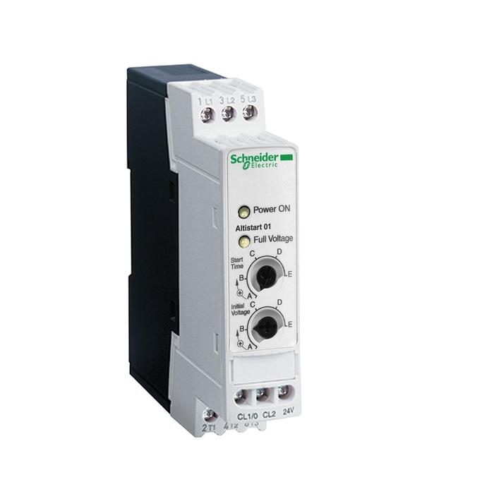 Устройства плавного пуска Schneider Electric Altistart ATS01