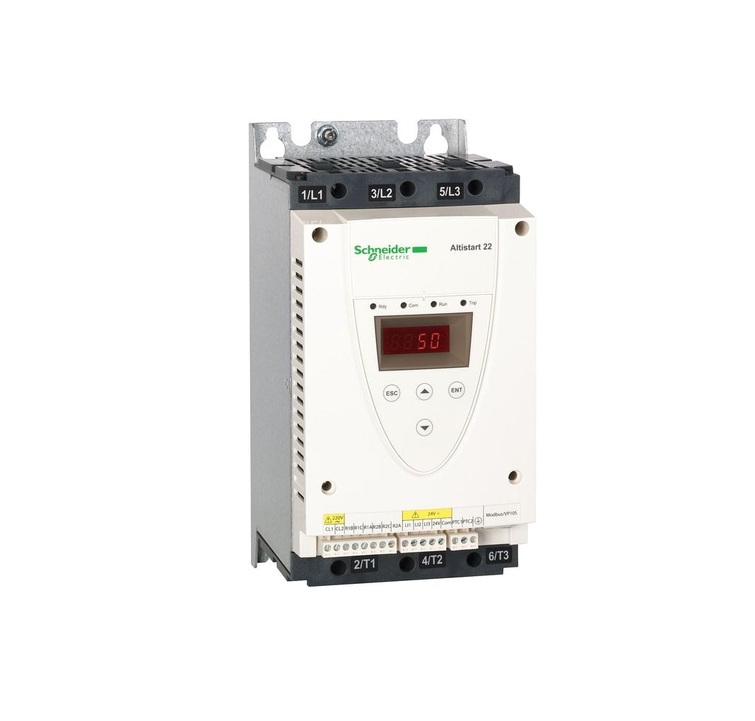 Пристрої плавного пуску Schneider Electric Altistart 22