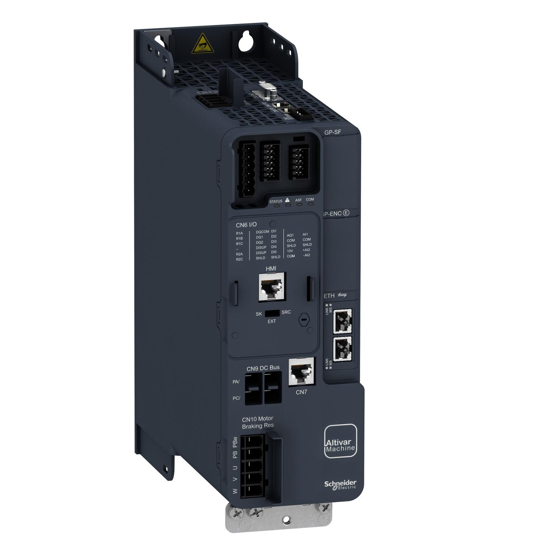 Преобразователи частоты Schneider Electric, серия Altivar 340 от 0,75 до 75 кВт