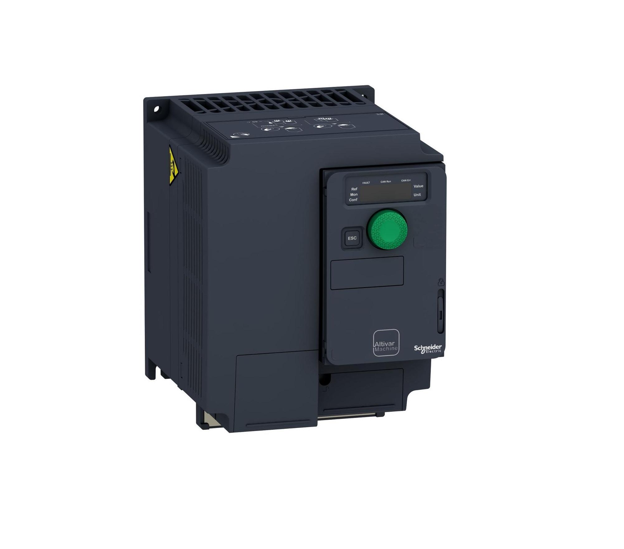 Преобразователи частоты Schneider Electric, серия Altivar 320 от 0,18 до 15 кВт