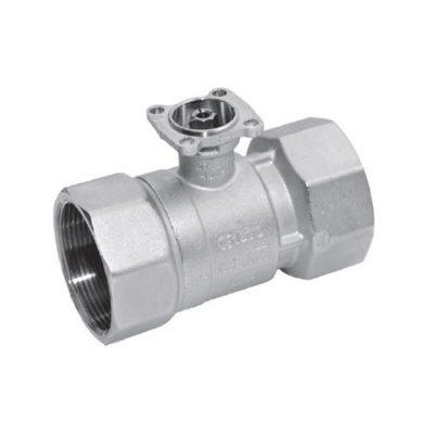 Запорные двухходовые (открыто/закрыто) клапаны Belimo R20…-B..