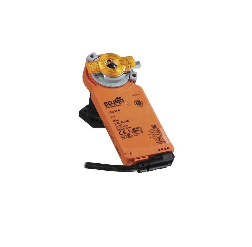 Электропривод воздушной заслонки Belimo CM230-L(R)