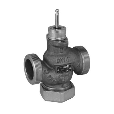 Двухходовые седельные клапаны с наружной резьбой Belimo H4…B