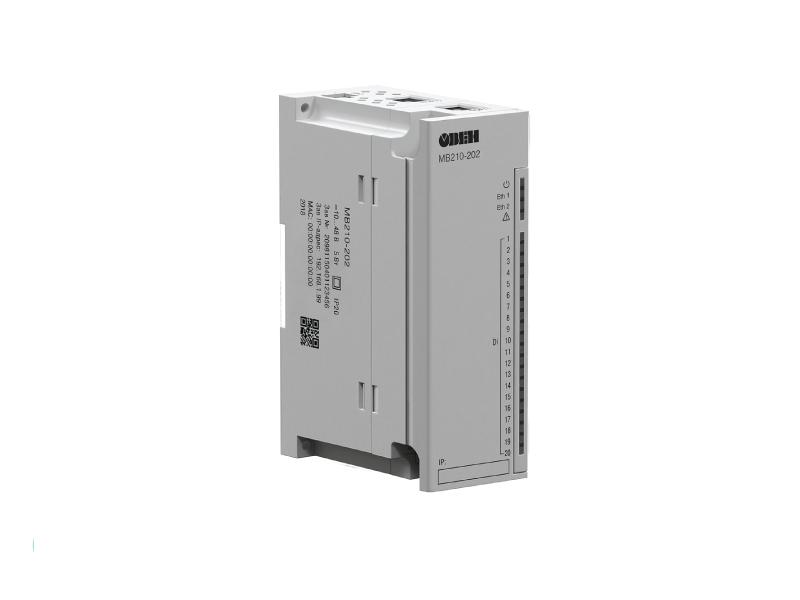 МВ210. Модулі введення дискретних сигналів з інтерфейсом Ethernet