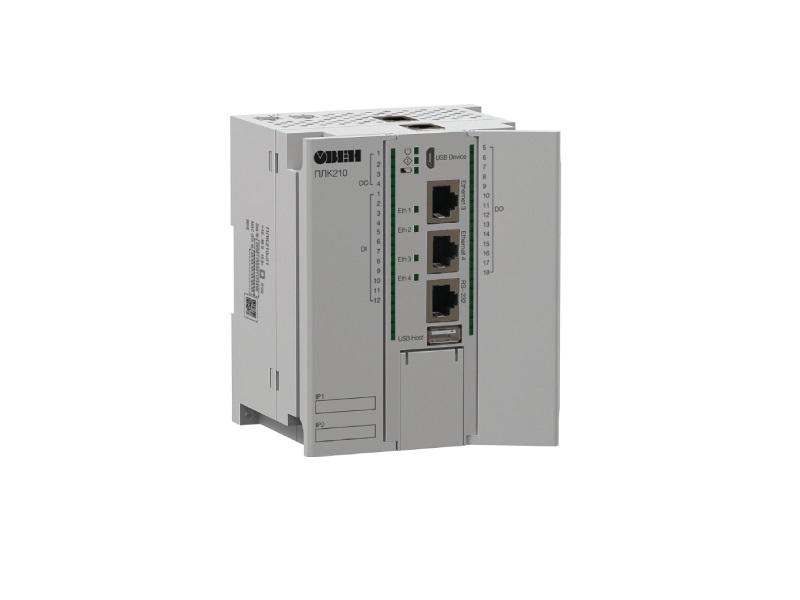 ПЛК210. Контроллер для средних и распределенных систем автоматизации